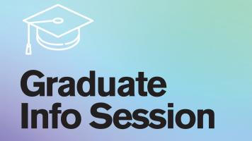The Design School Graduate Information Session